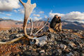 Alaska, Anaktuvuk Pass, Autumn, Gates of the Arctic National Park & Preserve, rural, subsistence
