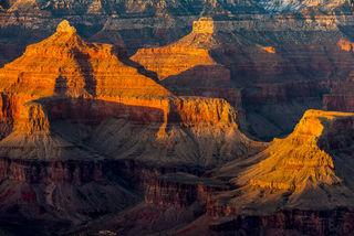 Canyon Evening print
