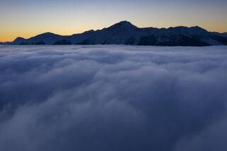 Above the Fog print