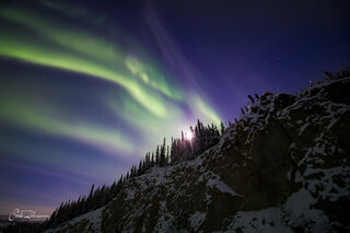 Climbing Aurora