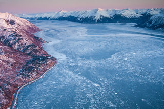 View Over Turnagain print