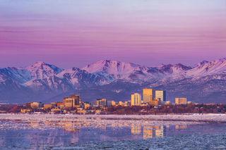 Pastel City print