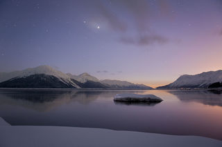 Turnagain Twilight print