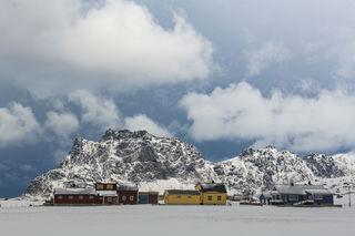 Norway, winter