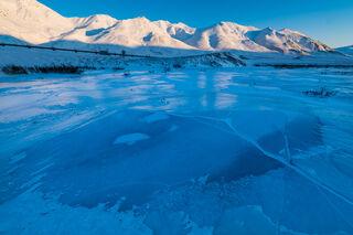Ice and Pressure print
