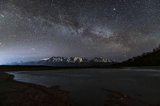 Galaxy View print