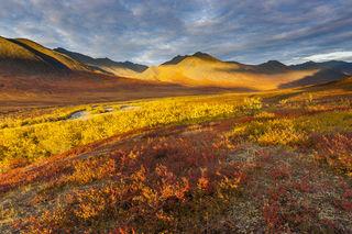 Alaska, Anaktuvuk Pass, Autumn, Gates of the Arctic National Park & Preserve, subsistence