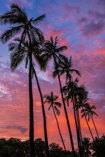 Kona Sunset print