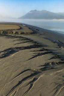Mudflats Patterns No. 1 print