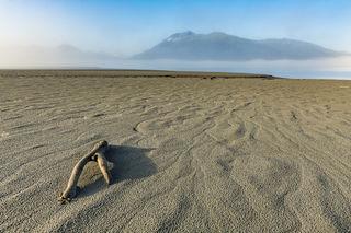 Swirling Mudflats print