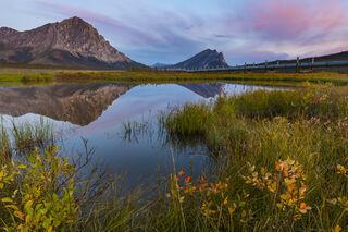 Alaska, Arctic, Autumn, Brooks Range, Mt. Dillon, Mt. Sukakpak, Trans-Alaska Pipeline, landscape