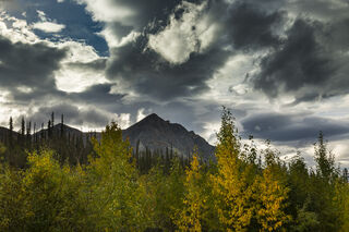 Alaska, Arctic, Autumn, Brooks Range, mountains