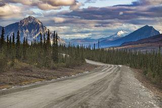 Alaska, Autumn, landscape