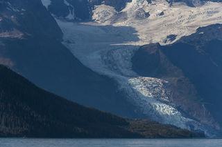 Glacial View print