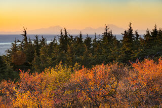 Anchorage, Autumn, Chugach State Park, Denali, Foraker, Hunter