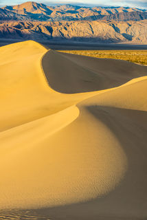 California, Death Valley National Park, landscape, winter