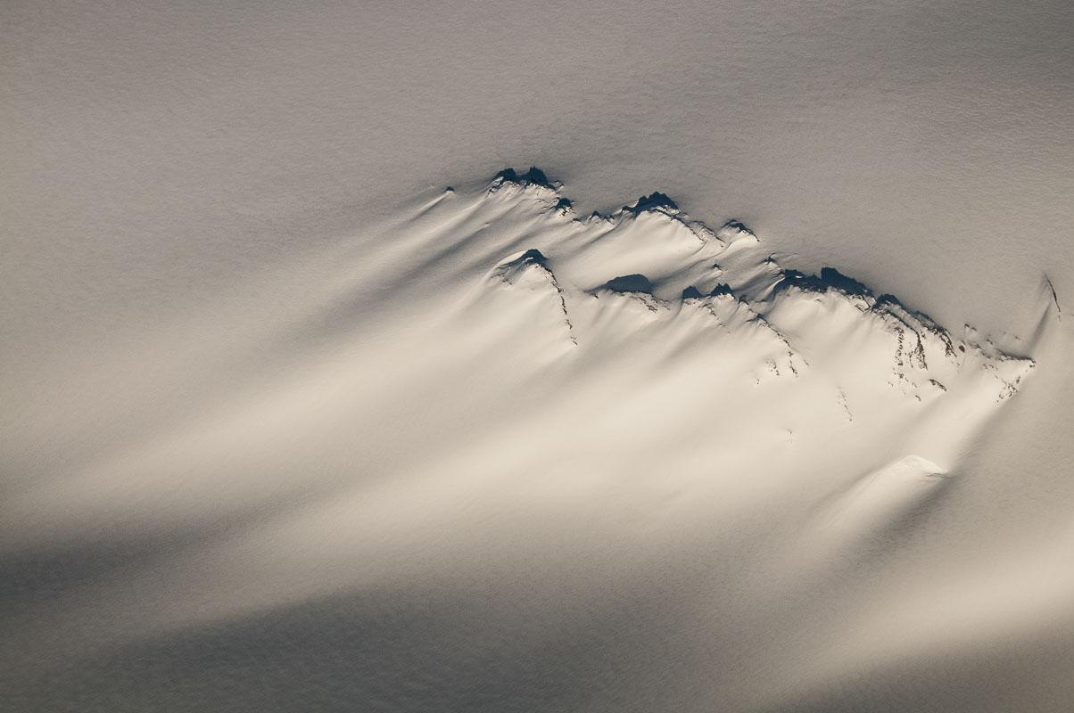 Alaska, aerial, landscape, photo