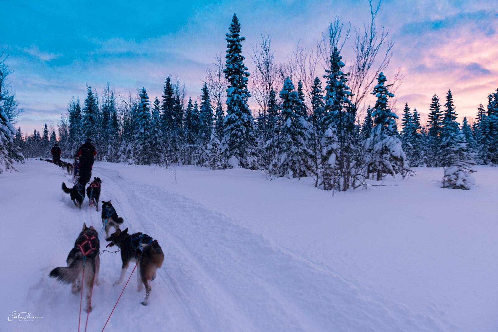 Sweden, landscape, winter, photo