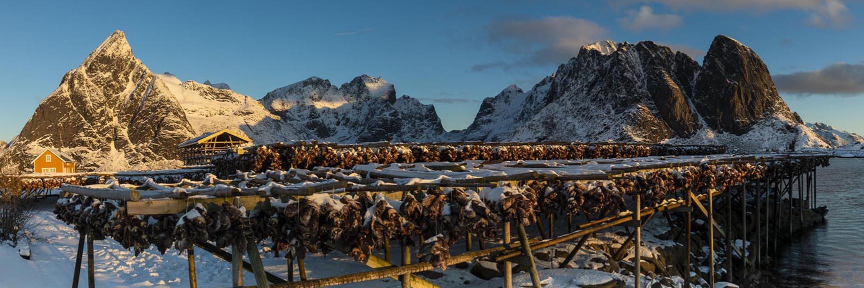 Norway, winter, photo