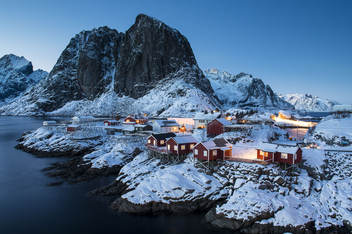 Norway, winter, photo