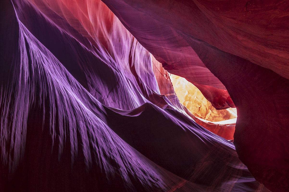 Arizona, Navajo, Page, Spring, Upper Antelope Canyon, morning, slot canyon, photo