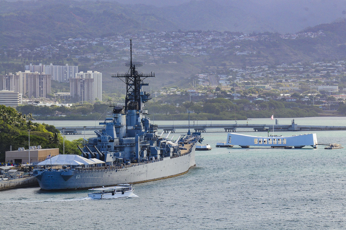 Hawai'i, Pacific Ocean, Pearl Harbor, U.S.S. Pelelieu (LHA-5), United States Navy, marines, navy, sailors, ship, photo