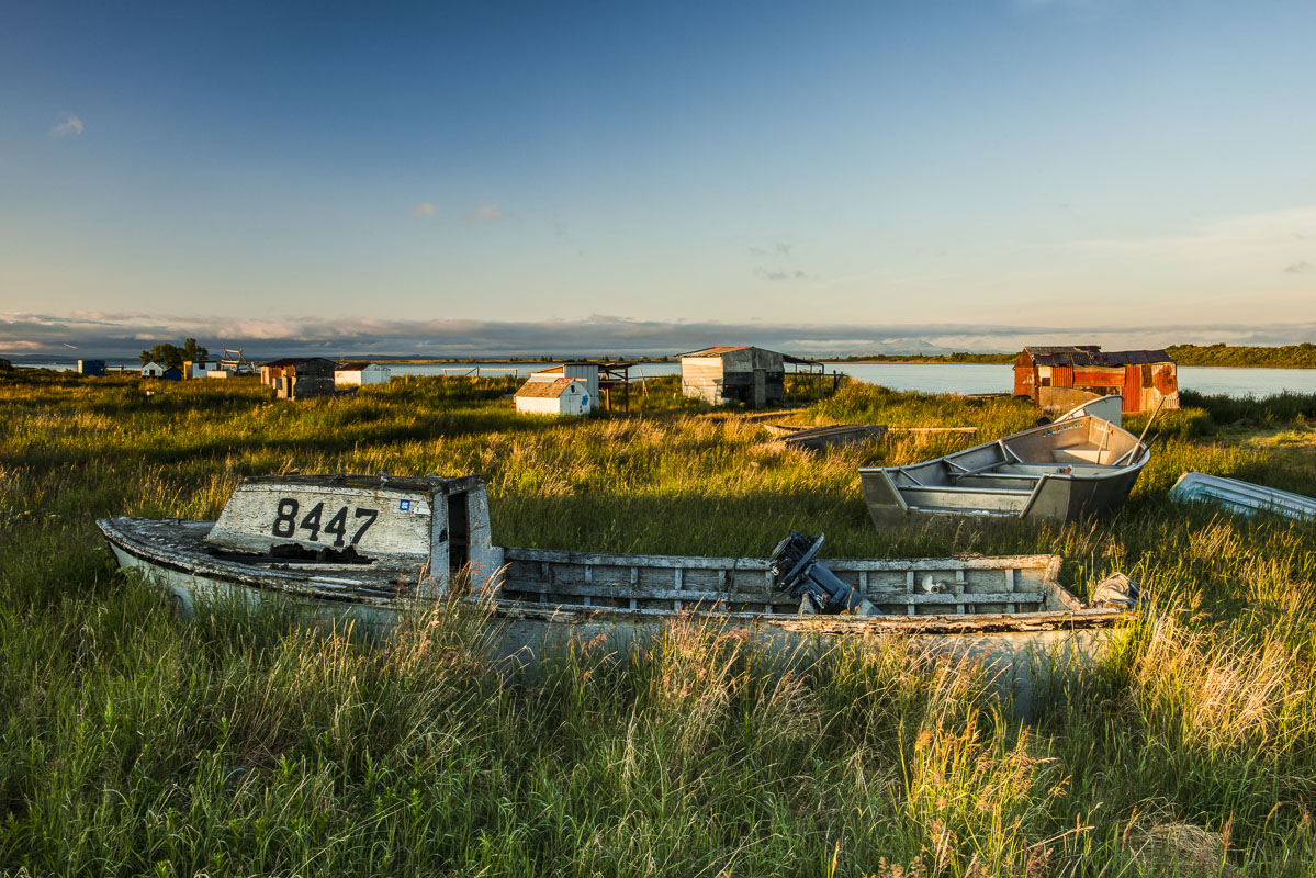 Alaska, Bristol Bay, rural, summer, photo