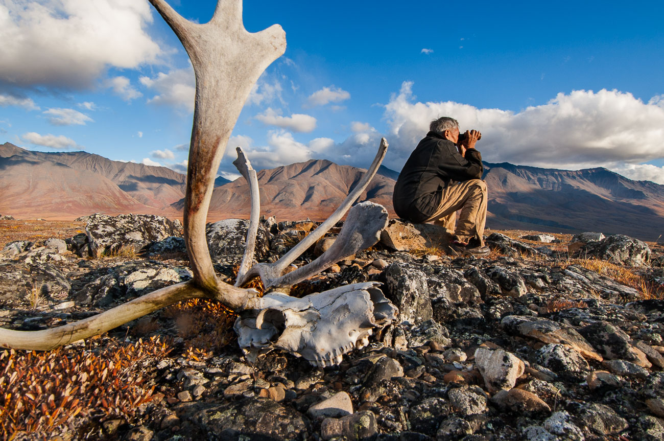 Alaska, Anaktuvuk Pass, Autumn, Gates of the Arctic National Park & Preserve, rural, subsistence, photo