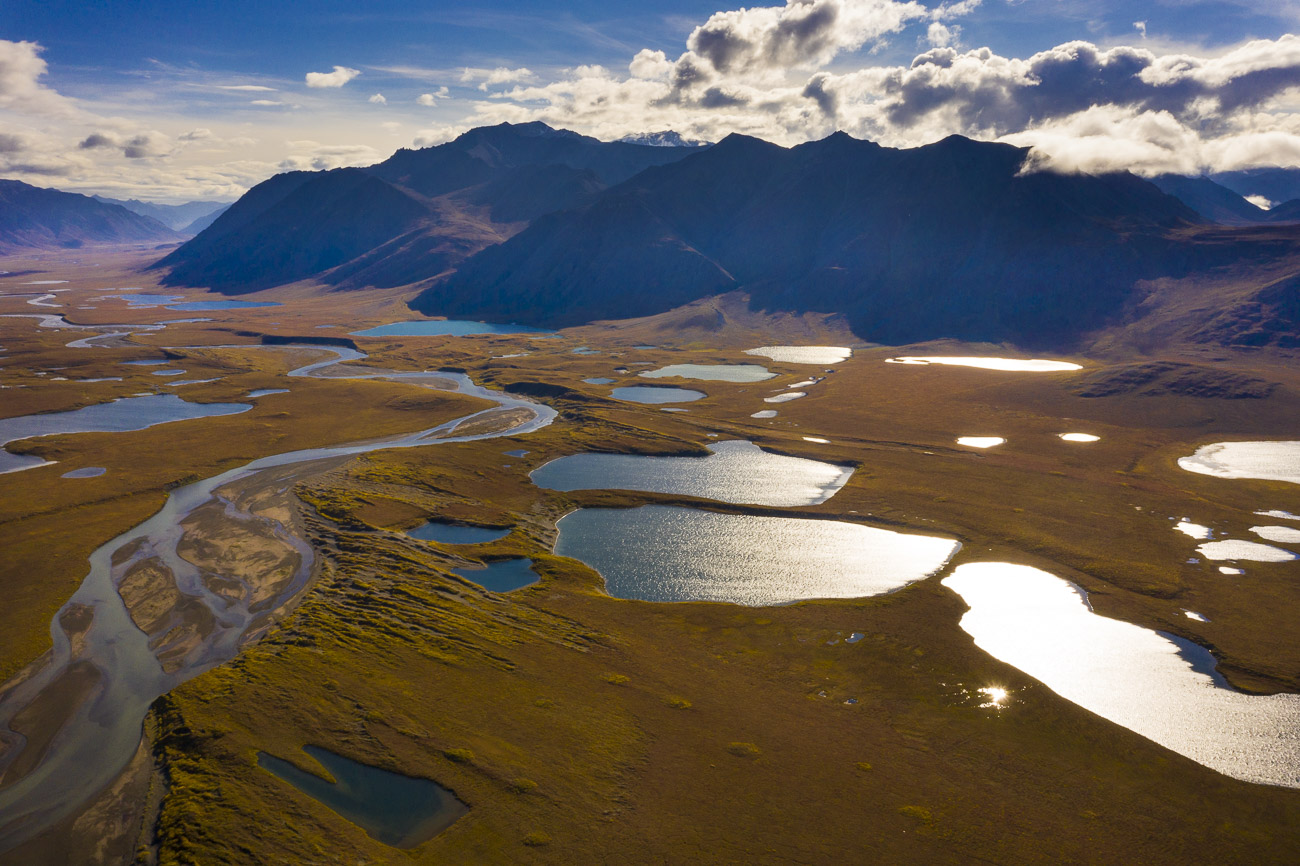 Scattered ponds and braided rivers are commonplace in the North Slope region of Alaska.  Yet, surprisingly, the region is considered...