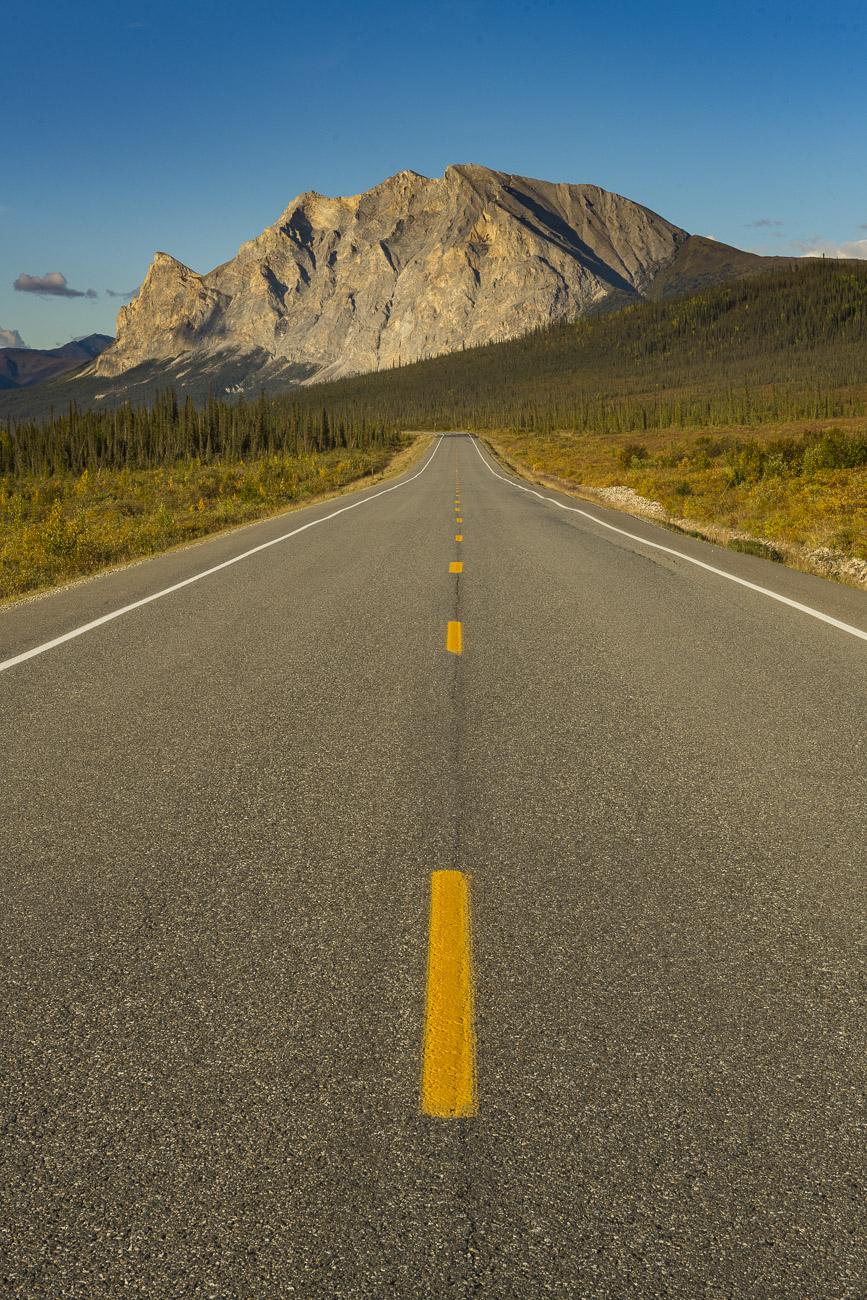 Alaska, Arctic, Autumn, Brooks Range, Dalton Highway, Mt. Sukakpak, photo