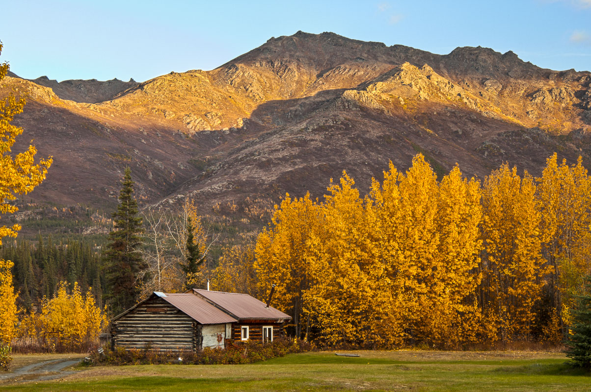 The community of Wiseman, with about 13 year-round residents, is located off mile 189 of the Dalton Highway in the Brooks Range...