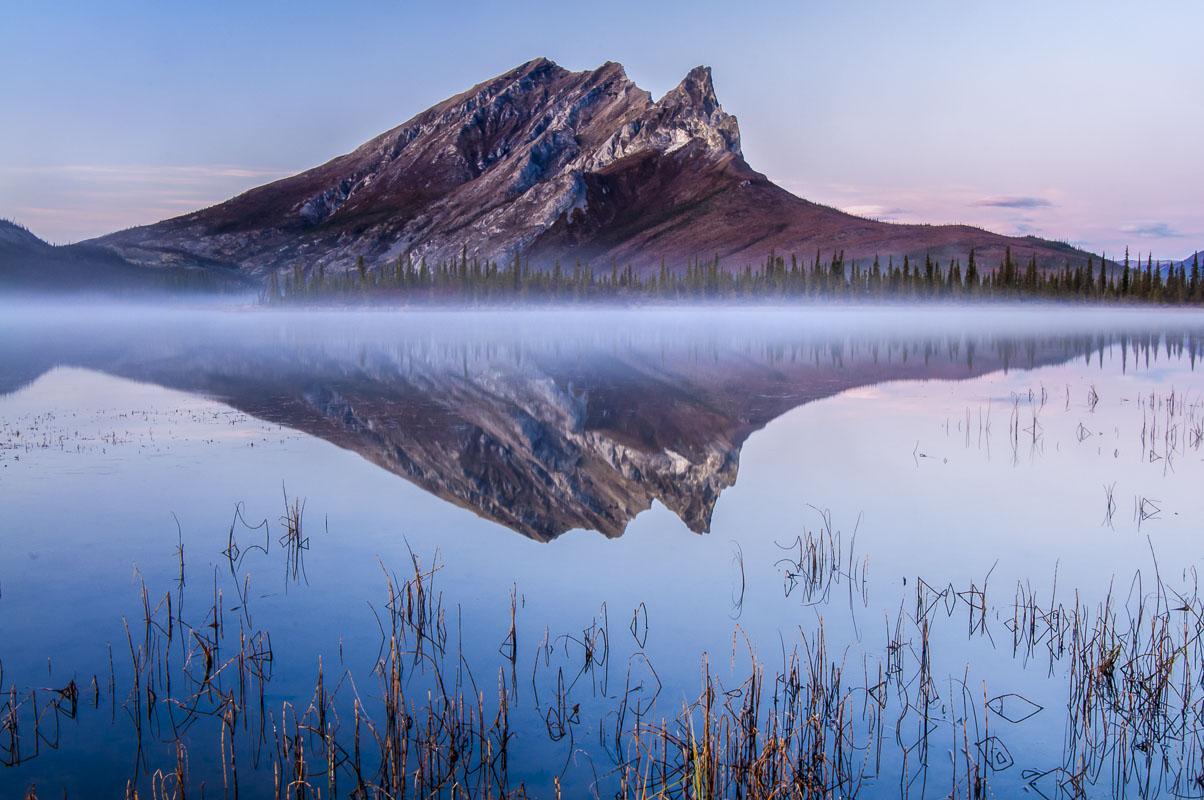 Alaska, Autumn, Dalton Highway, scenery, photo