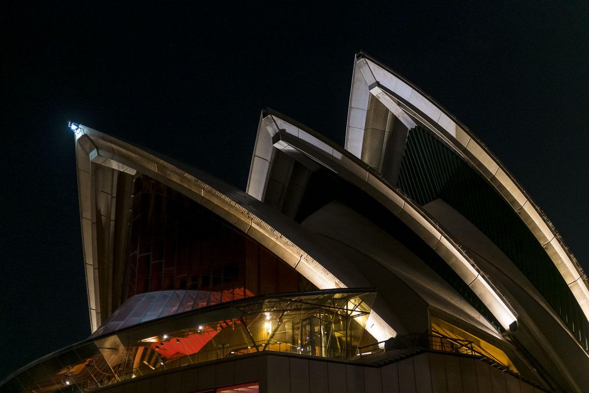 Australia, Sydney, city, cityscape, night sky, nighttime, opera house, photo