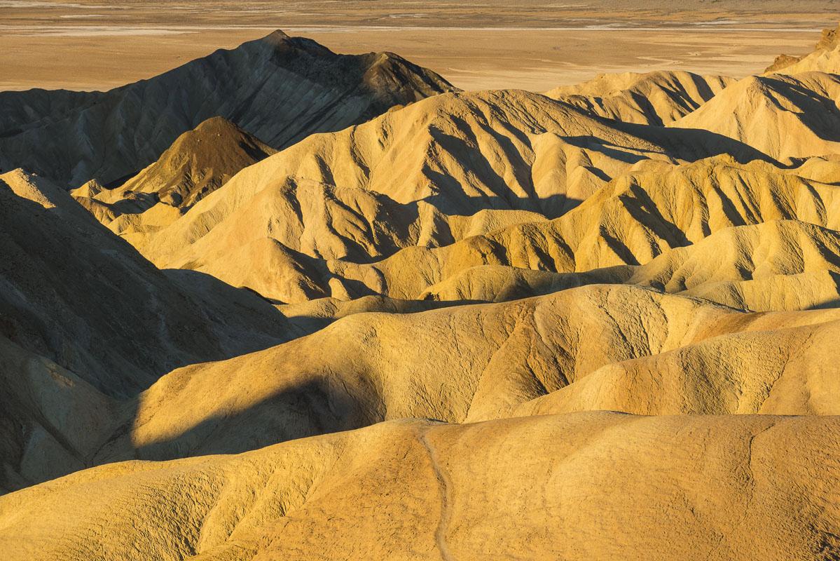 California, Death Valley National Park, landscape, winter, photo