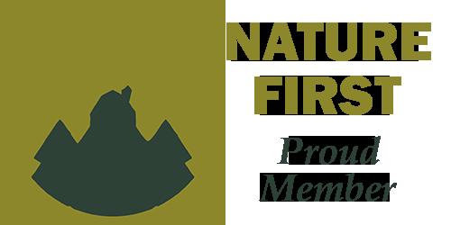 Nature First logo